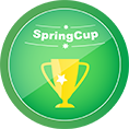 SpringCup logo